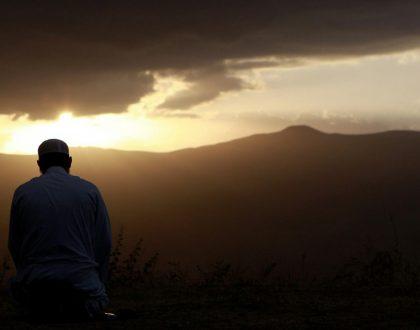 FIQH01: Renandet och bönen